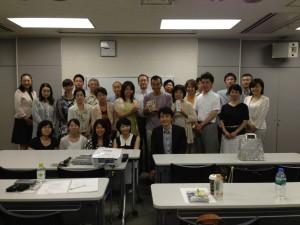 参加者の皆さん、ありがとうございました!