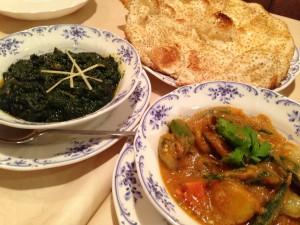 セミナー終了後、「自然派インド料理 NATARAJ」にて!