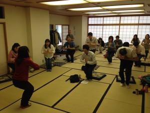 健康長寿セミナー 宇多川久美子先生