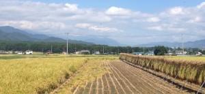 健康長寿大作戦 将来素敵な田舎に住もう! 長野県安曇野市