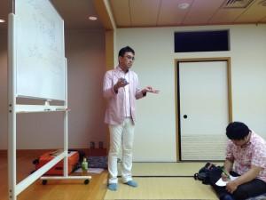 渡辺克己先生 健康長寿セミナー