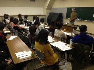亭田歩先生 健康長寿セミナー