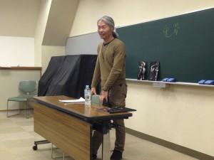 亭田歩 健康長寿セミナー