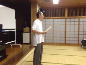 稲岡さん健康長寿セミナー2