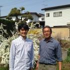 リンゴ農家訪問 畔上義明さん(長野県高山村)