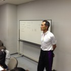 健康長寿セミナー報告 (第4回 2013年10月3日、講師:篠田道正先生)