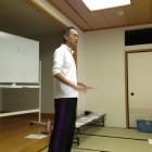 健康長寿セミナー報告(第6回:2013年11月24日、整体師 篠田道正先生)