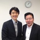 横峯吉文さん講演報告